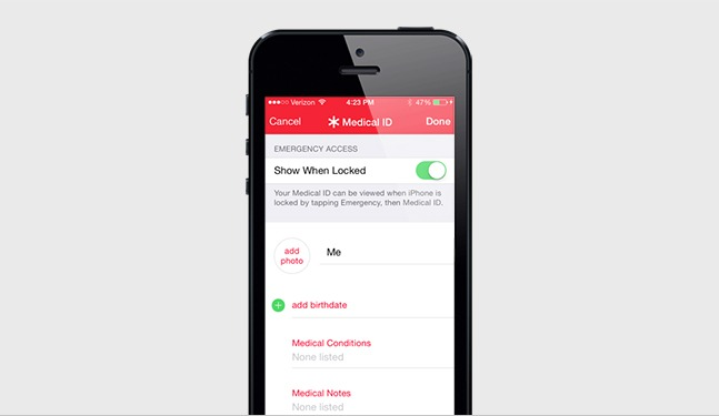 8-ios8-hacks-emgency-health-screen-2